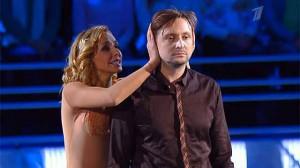 Артем Михалков и Татьяна Навка