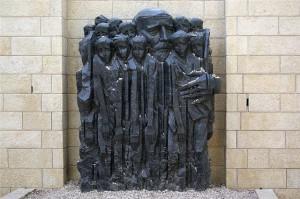 Памятник Янушу Корчаку