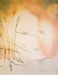 Рисунок Ларисы Зарембо
